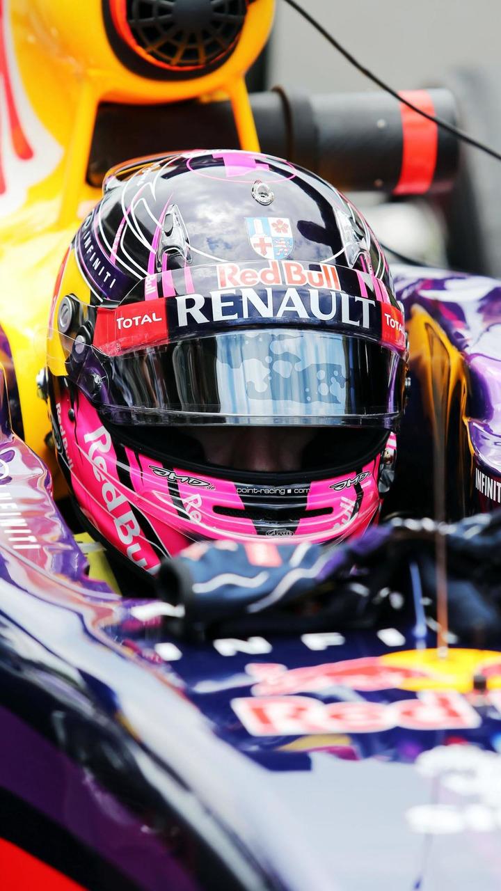 Sebastian Vettel (GER), 09.11.2014, Brazilian Grand Prix, Sao Paulo / XPB
