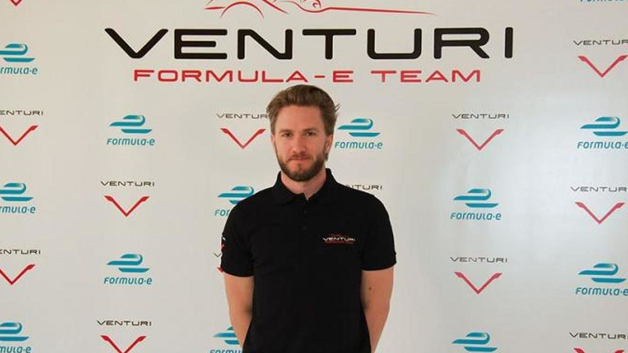 Nick Heidfeld / Team Venturi official page