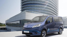 Nissan e-NV200 gets the VIP treatment for Hannover Motor Show