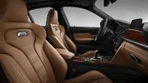 BMW M3 Sedan Frozen Black metallic