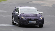 2015 Hyundai i40 CW facelift spy photo