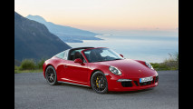 911 Targa 4 GTS, la Porsche che non c'era