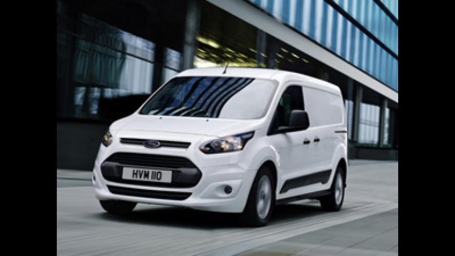 Ford Transit, arriva il motore ECOboost 1.0