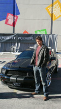 KITT Now A Mustang Shelby GT500KR