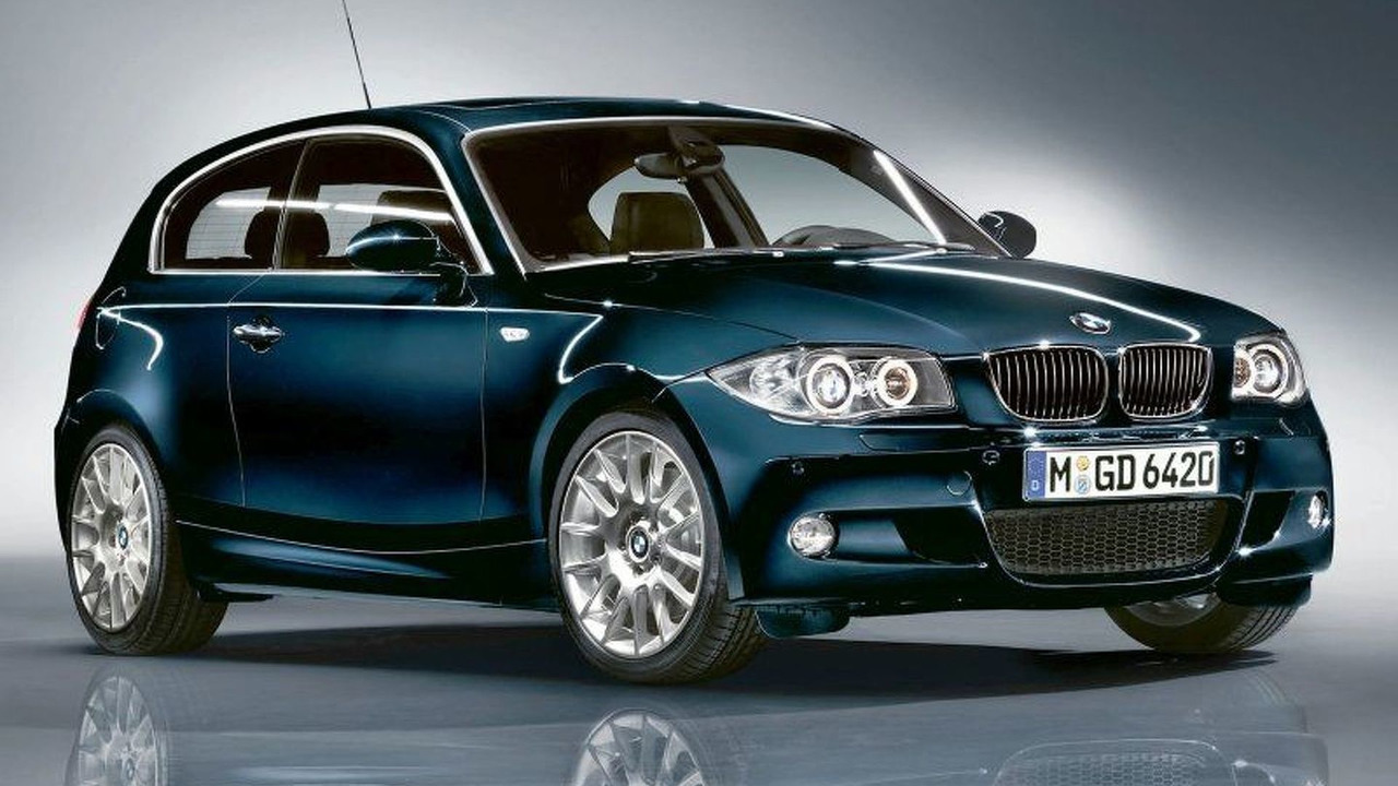 BMW 1 Series M Sport limited edition