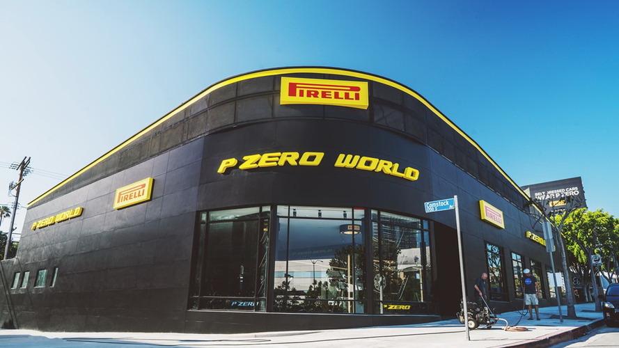 Pirelli, perakende lastik konseptiyle bir ilki gerçekleştirdi