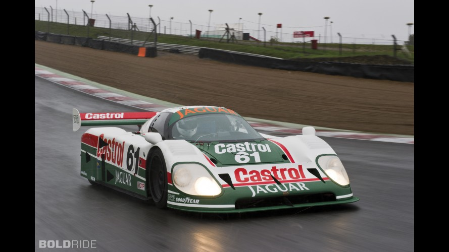 Jaguar XJR-9 Castrol