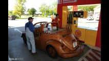 Volkswagen Beetle Wood Look