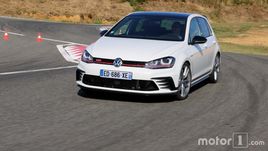 Review Volkswagen Golf GTI Clubsport