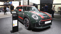 2017 Mini Clubman John Cooper Works Paris Motor Show