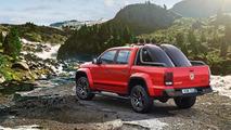 Volkswagen Amarok Canyon concept 06.3.2012