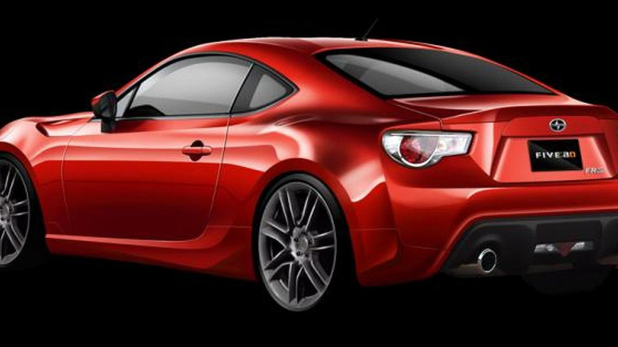 Scion FR-S gets tuned by Five Axis [video]