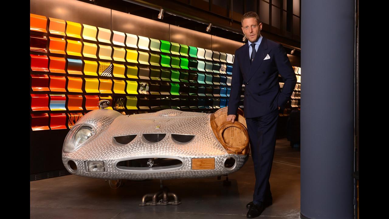 Garage Italia, la sede di Milano