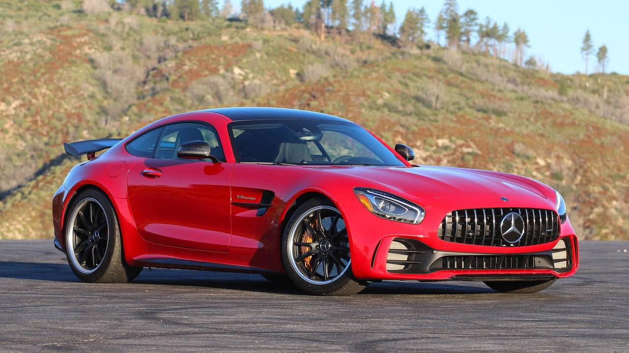 2018 Mercedes Amg Gt R Review Worth Waking Up For