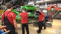 Porsche 911 GT3 Assembly
