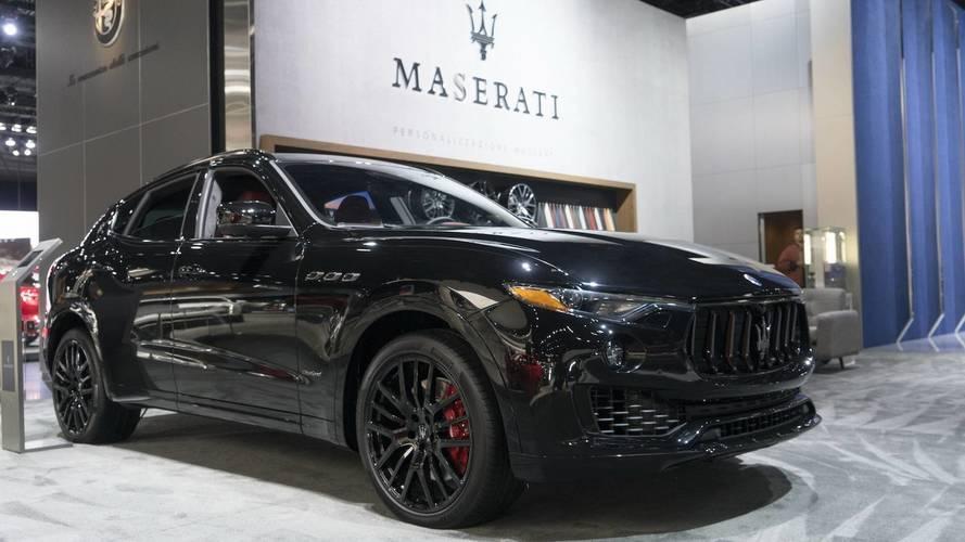 Maserati Nerissimo package