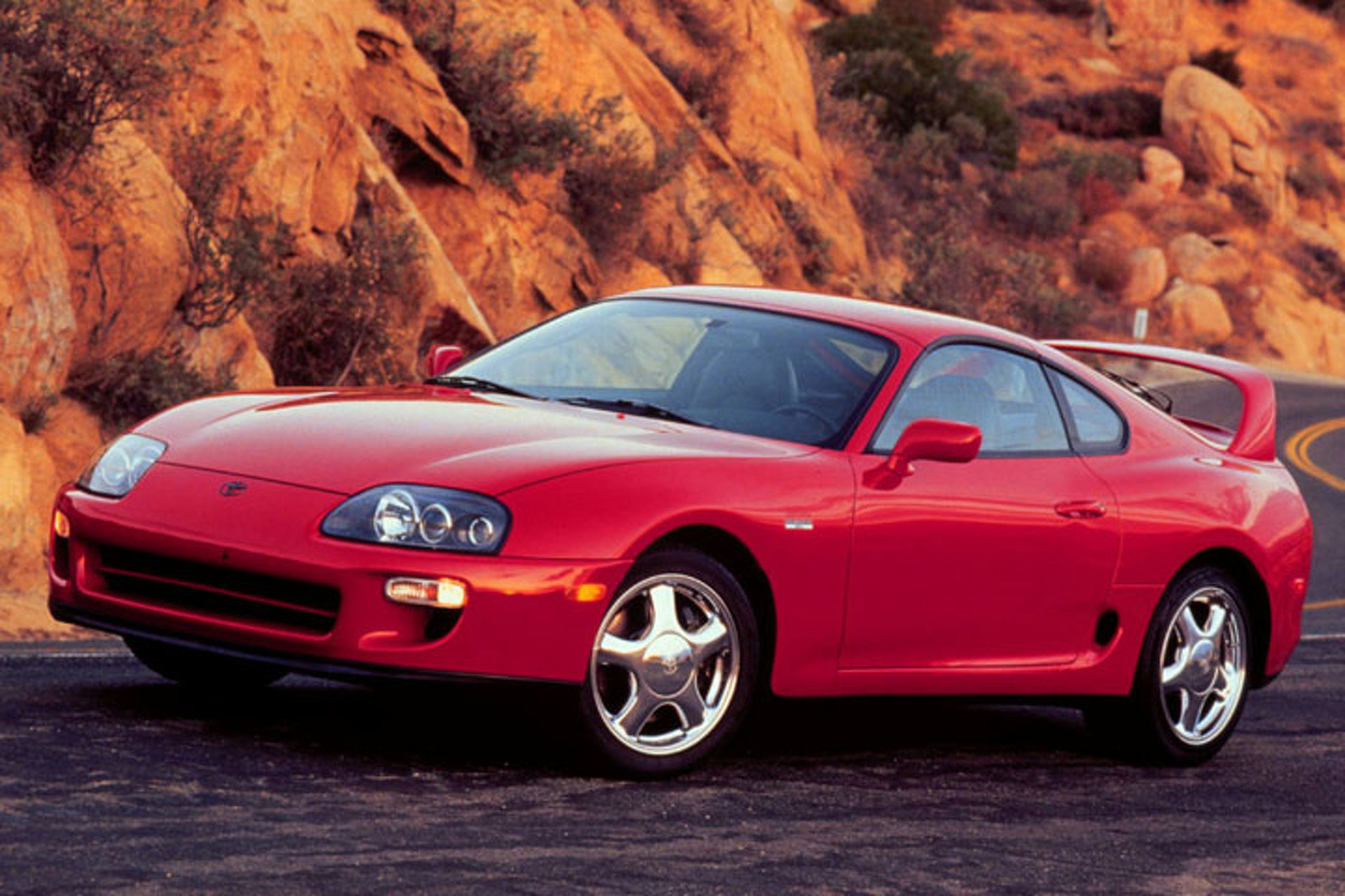10 Cars That Defined The 90s