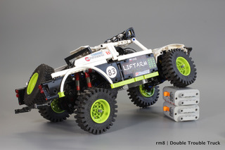Can't Afford a Baja Truck? This LEGO is the Next Best Thing