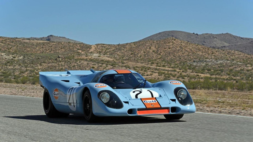 Porsche superbly restores 917K that won 1,000 km Spa race in 1971