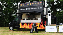 Renault Master DJ BBQ Catertainment' Van