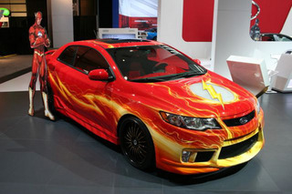 LA Auto Show: The Good, the Bad and the Weird