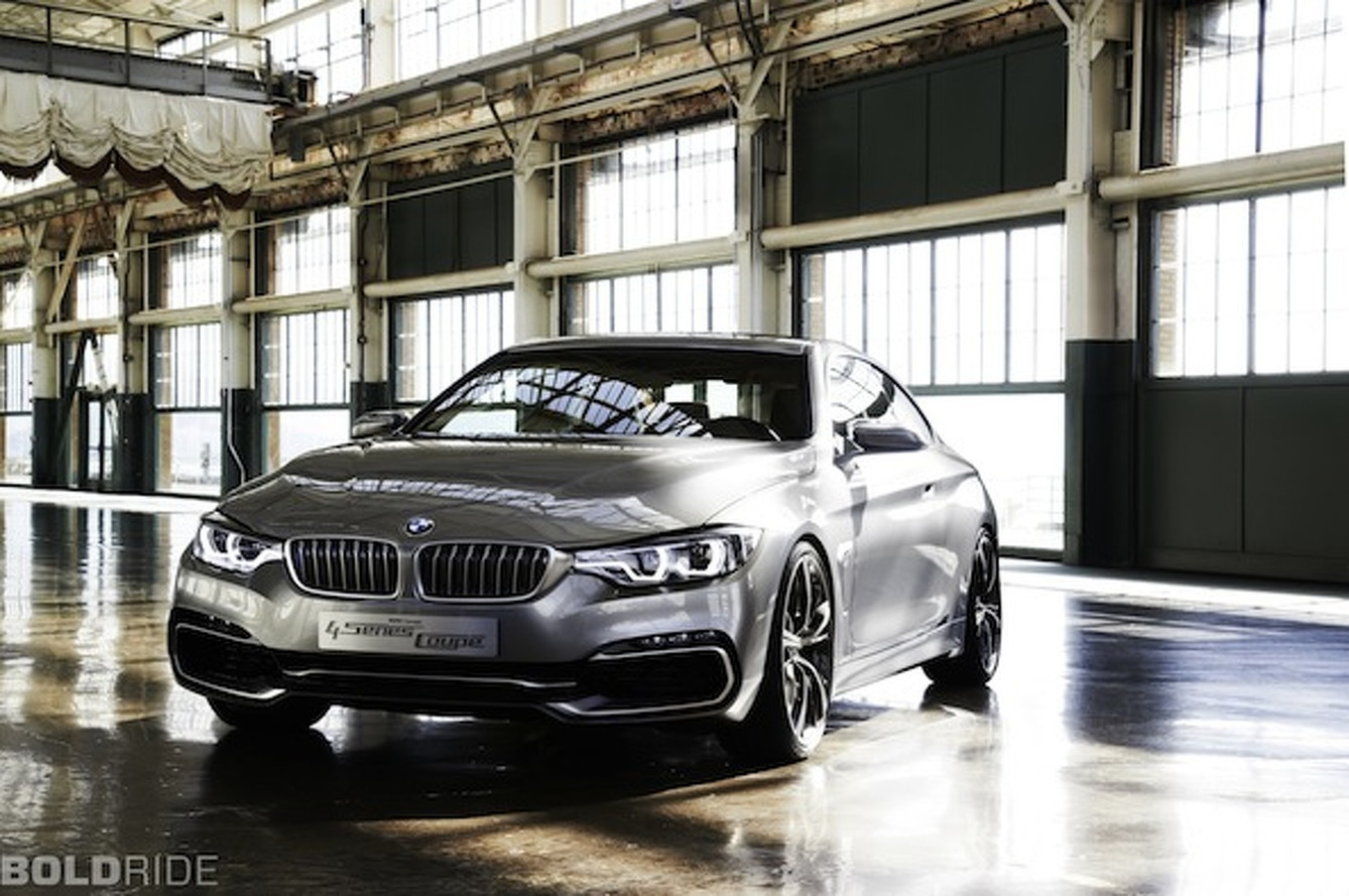 2014 BMW 4 Series: Bringing the Bimmer Back to its Roots