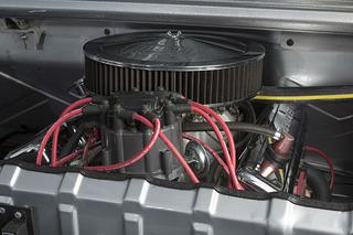 A V8 Heart Beats Inside this '70s Porsche 914