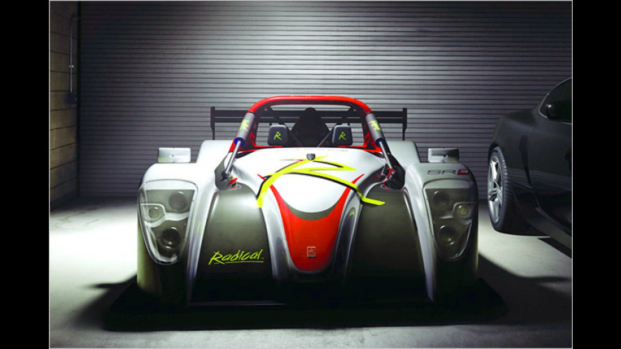 Formel 1 für die Straße: Radical SR3 SL