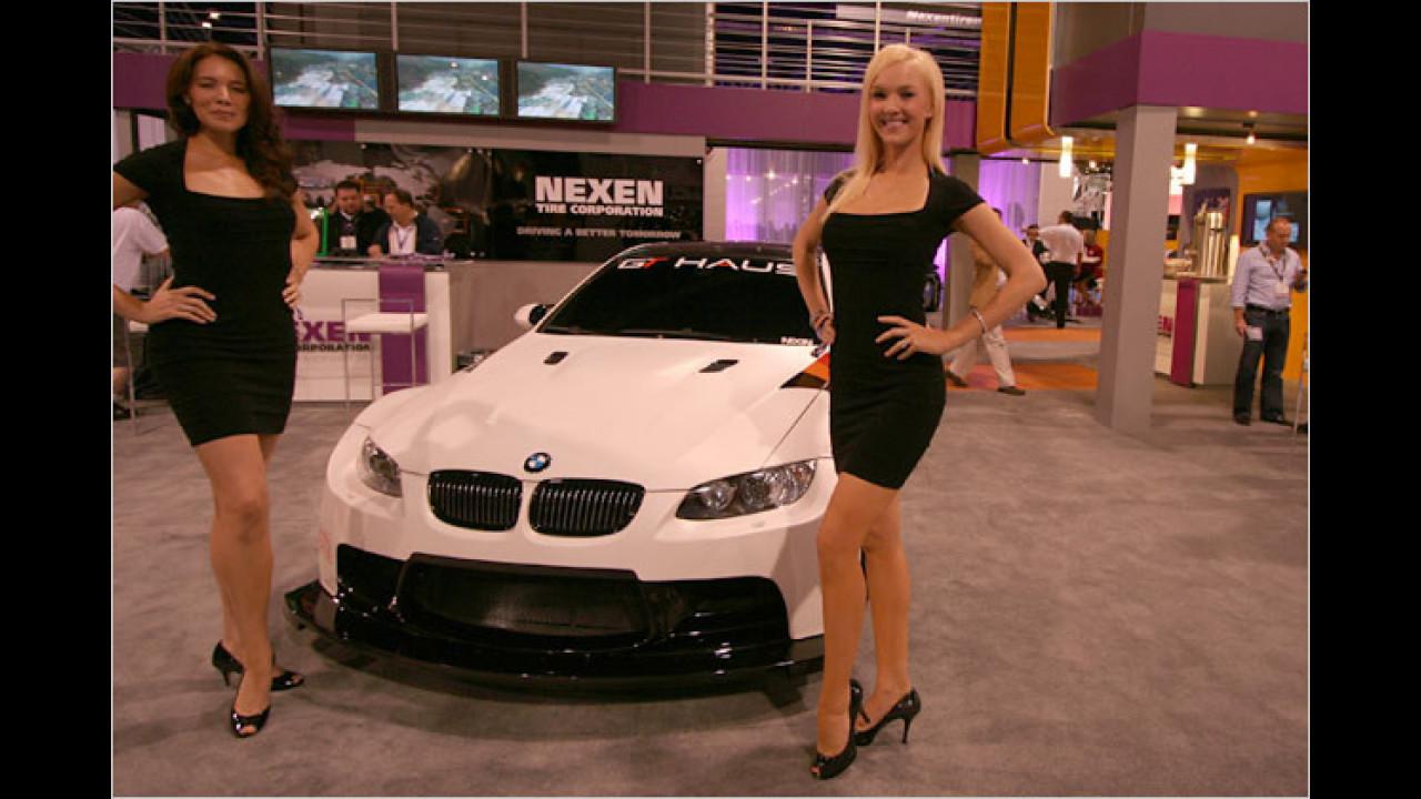 Ach ja, das in der Mitte ist ein BMW