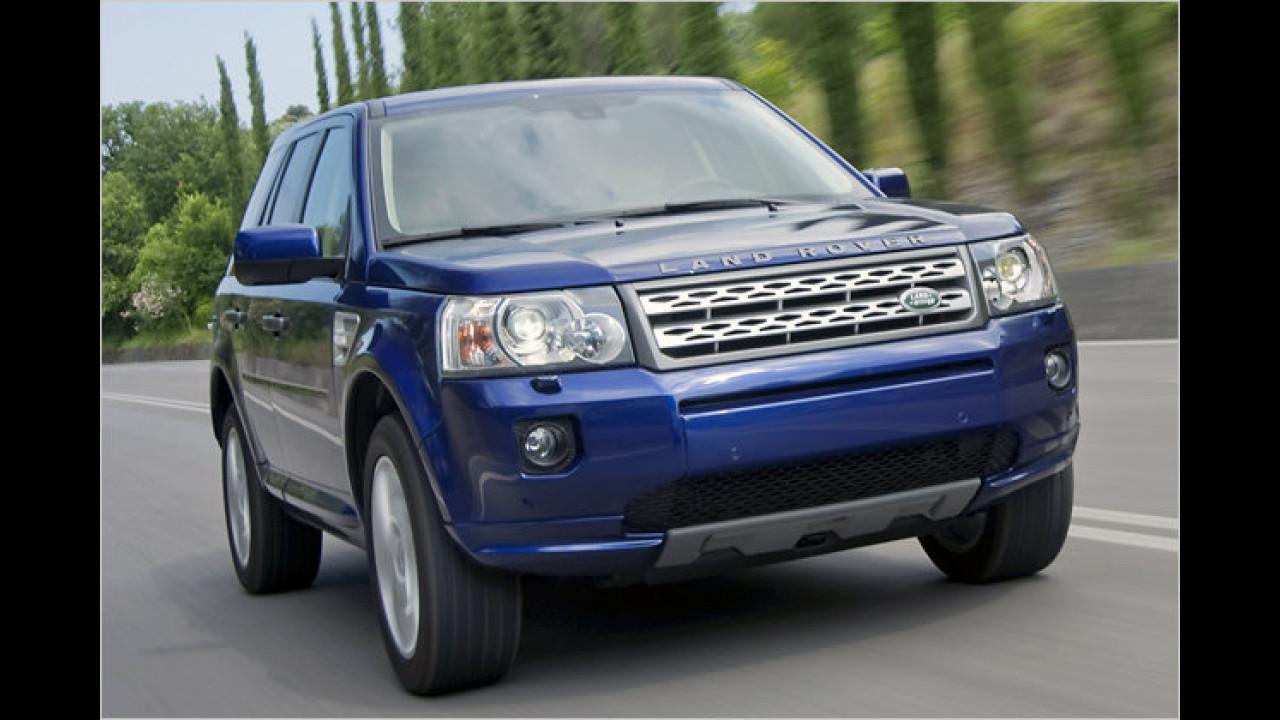 Land Rover Freelander 2.2 eD4 E 2WD