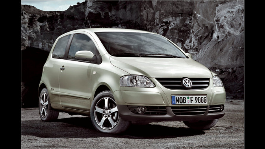 Sondermodell VW Fox Style: Sparen bei CD-Radio und mehr