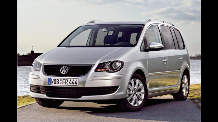 Sparsamster Touran aller Zeiten: VW-Sondermodell Freestyle