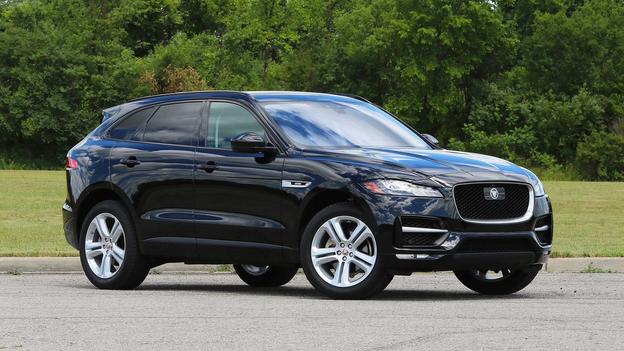 2017 Jaguar F Pace 20d Review Less Pace More Mpg