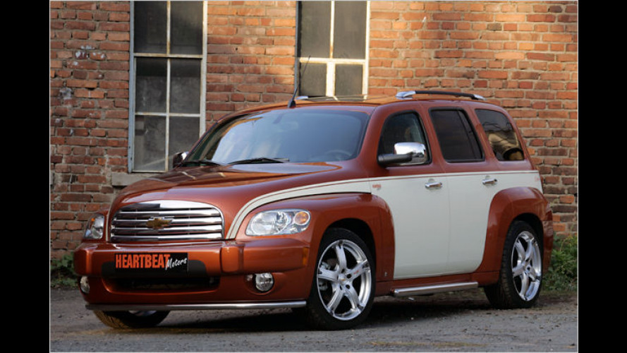 Heartbeat Motors veredelt den Chevrolet HHR