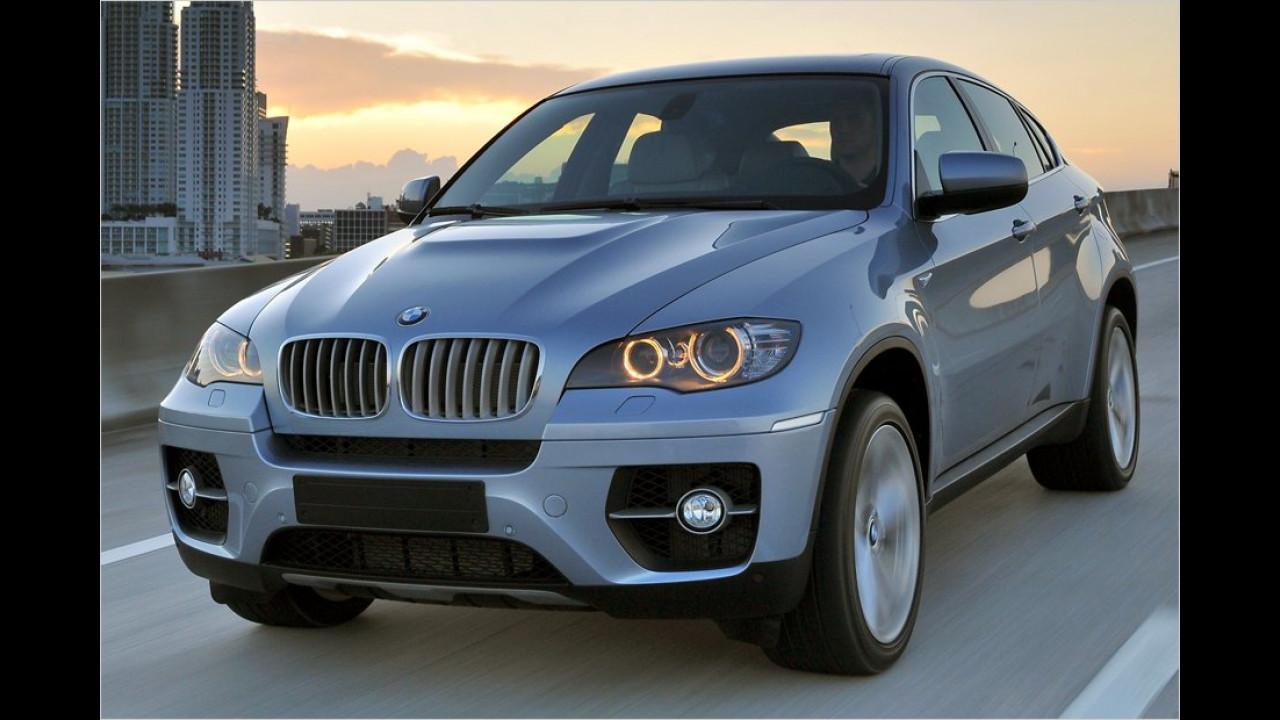 BMW X6 xDrive50i Sport-Automatic