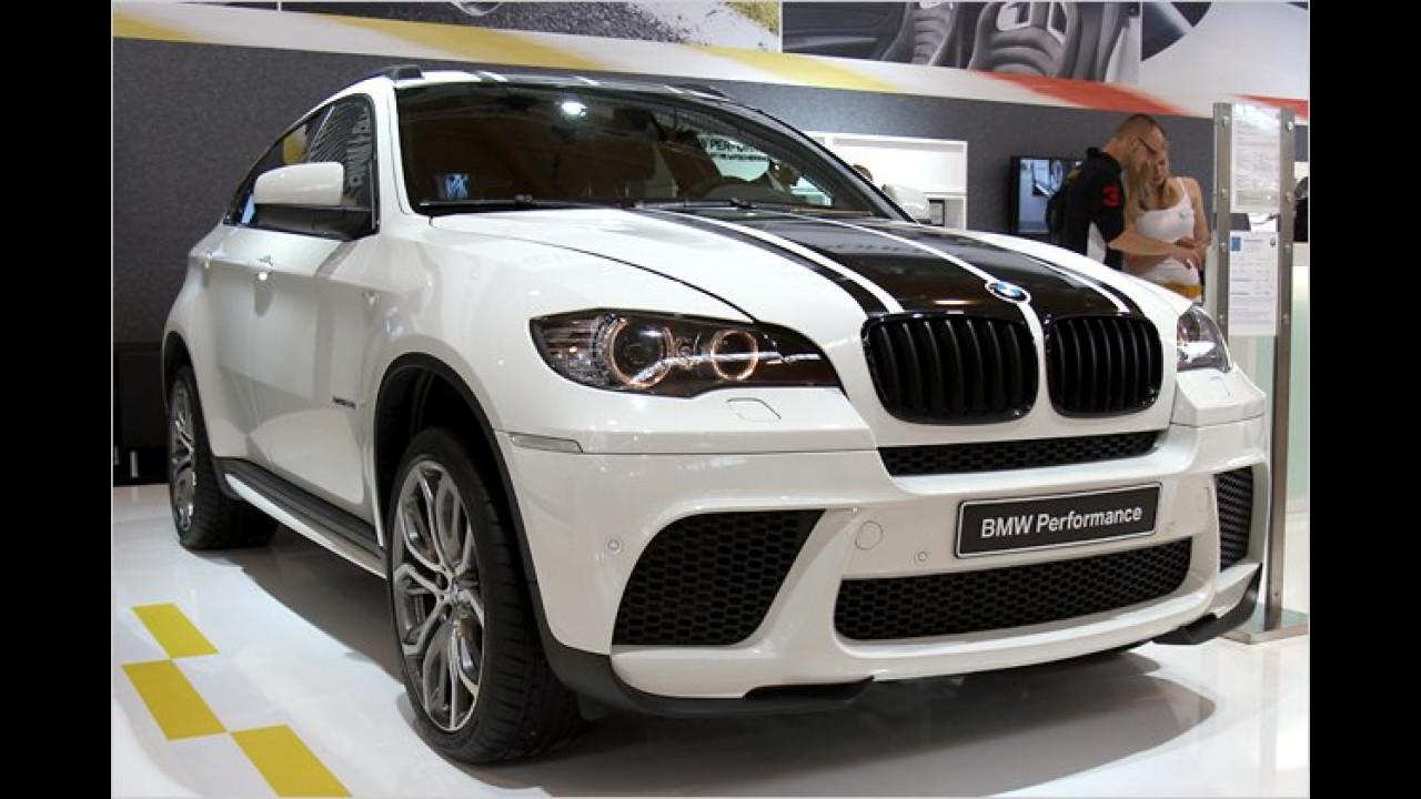 BMW X6 xDrive35i Performance
