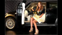 Model im Mini-Rolls