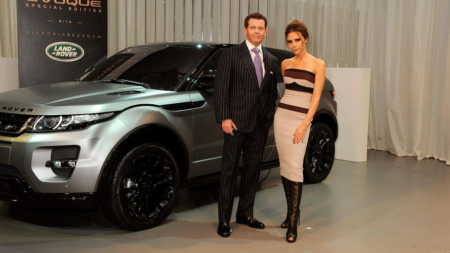 Range Rover Evoque Designer Slams Victoria Beckham
