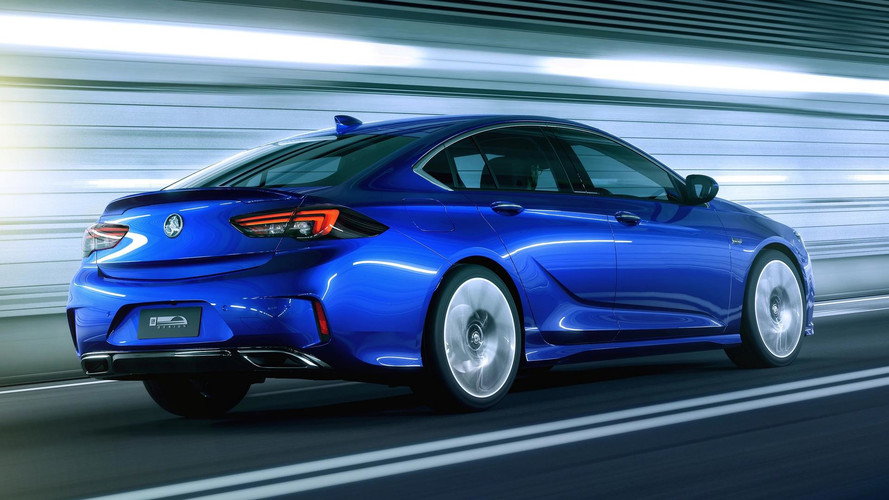 2018 Holden Commodore VXR Follows Its Buick And Opel Cousins