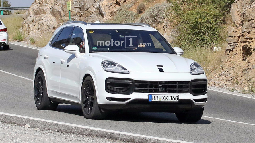 Diesel Porsche Cayenne Delayed, U.S. Arrival Unlikely