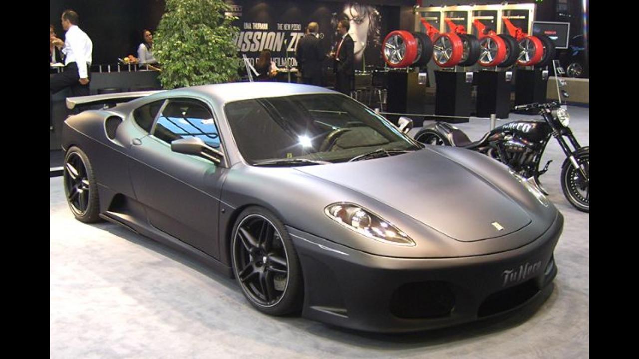 Novitec Ferrari F430 TuNero