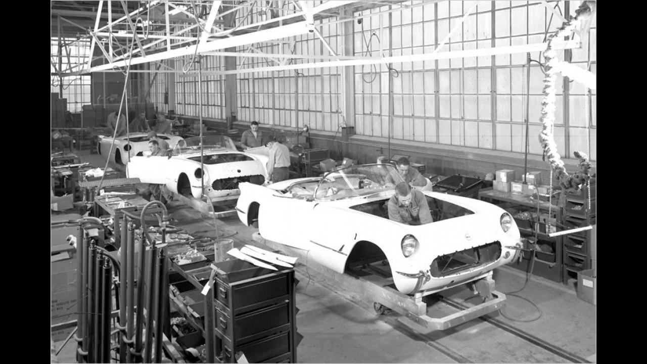 Corvette C1 (1953)