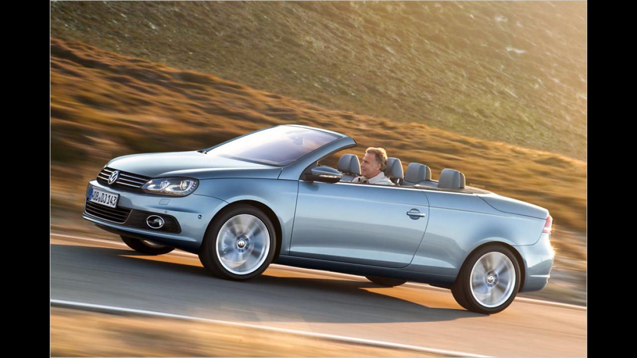 VW Eos 2.0 TDI BlueMotion Technology