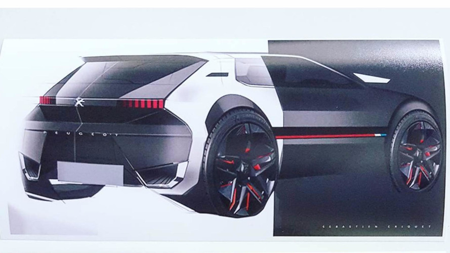 Legendary 205 GTI Reinvented By Peugeot Design Director