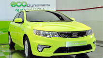 Kia Forte LPI Hybrid Unveiled in South Korea