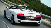 Audi R8 Spyder 5.2 FSI quattro 01.07.2010