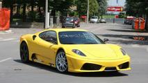 Ferrari F450 prototype spy photo