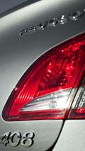 2011 Peugeot 408 Sedan for China