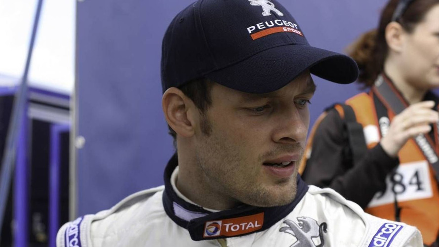 Alex Wurz to be fourth steward in Shanghai