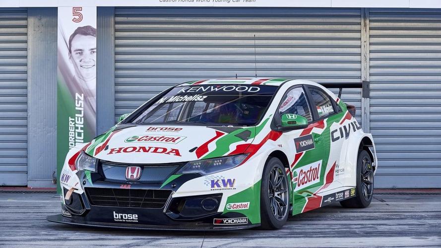 La nouvelle Honda Civic WTCC vise le titre mondial en 2017